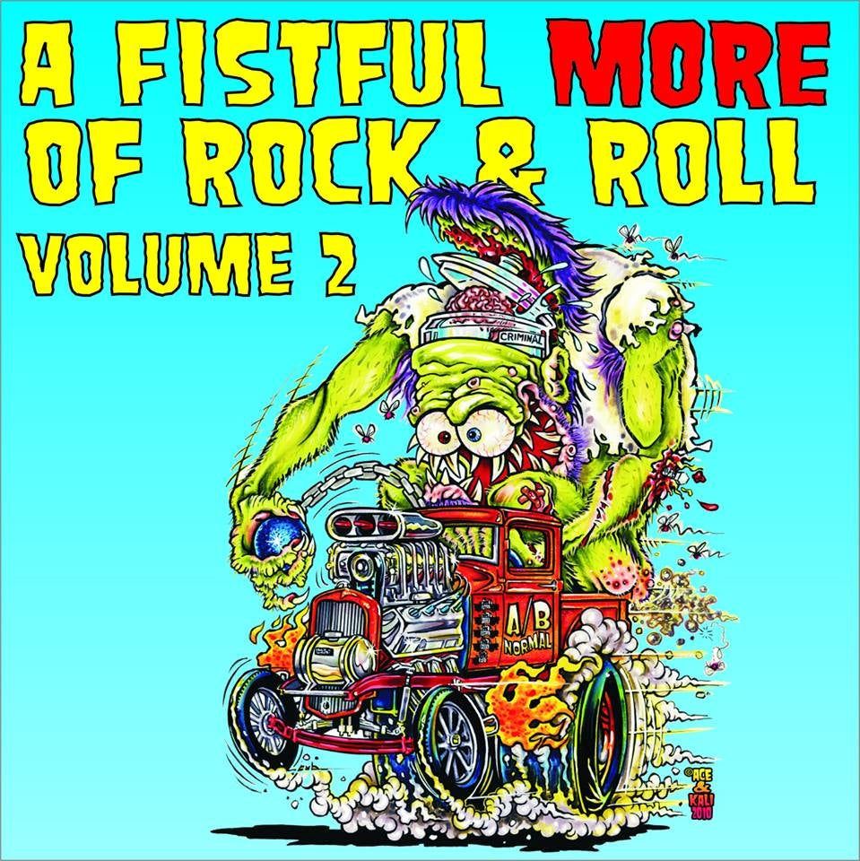 A Fistful of Rocknroll