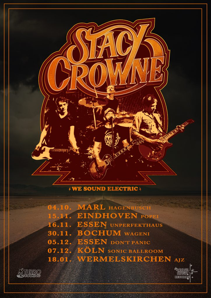 Stacy Crowne tour 2019